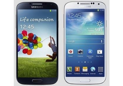 Galaxy S4。(圖:三星官網)