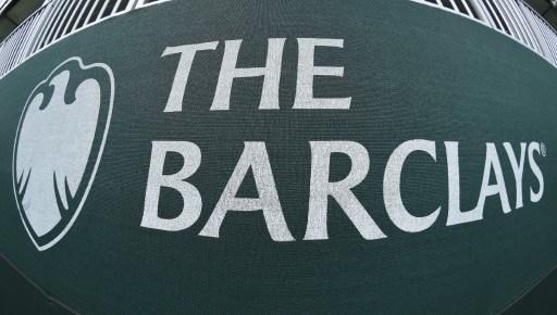 積極整頓各事業部的巴克萊銀行 (圖:AFP)