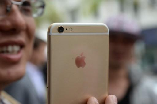 iphone 6      (圖:AFP)