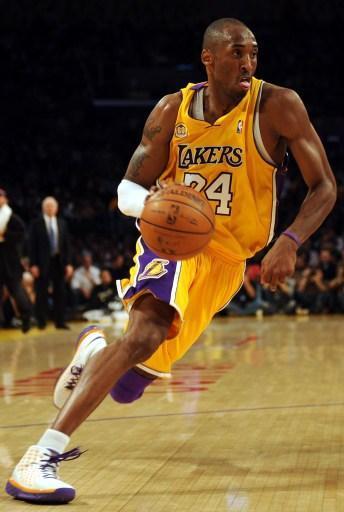 Kobe Bryant(圖:AFP)