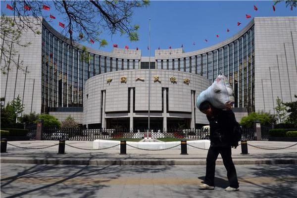 外界關注中國接下來開放資本帳戶的發展(圖:AFP)