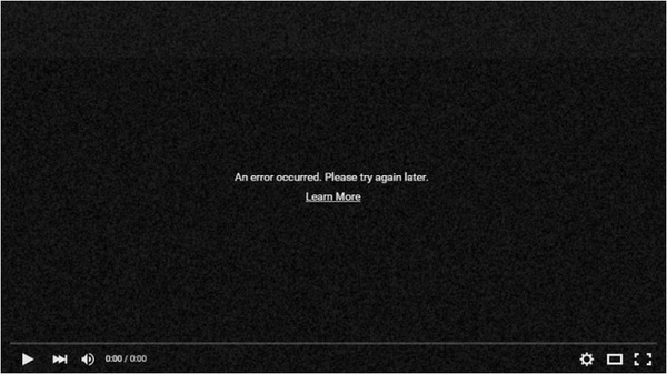 Adblock Plus用戶發現報錯頁面