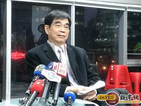 光寶集團董事長宋恭源表示,「集團七合一」整併計畫正式啟動。(鉅亨網記者黃佩珊攝)