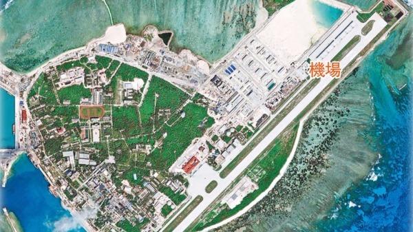 〈分析〉中國西沙永興島 南海守護神