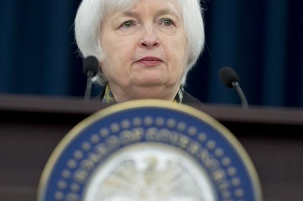 Fed主席葉倫。(來源:AFP)