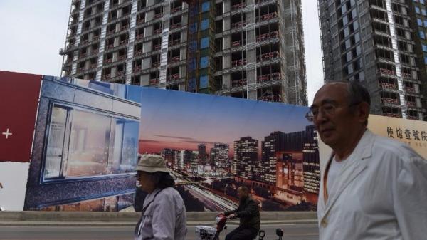 中國房市泡沫有多嚴重?高盛:反正我們的圖快裝不下了