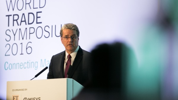 WTO官員:英國脫歐恐傷害英國企業競爭力