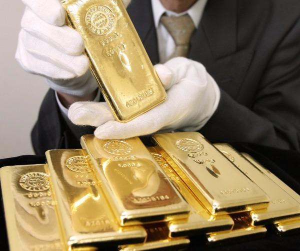黃金。 (圖:AFP)