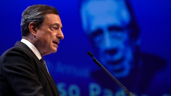 歐股盤後 - 德拉吉:歐盟必須重建信任關係!德英法股齊漲