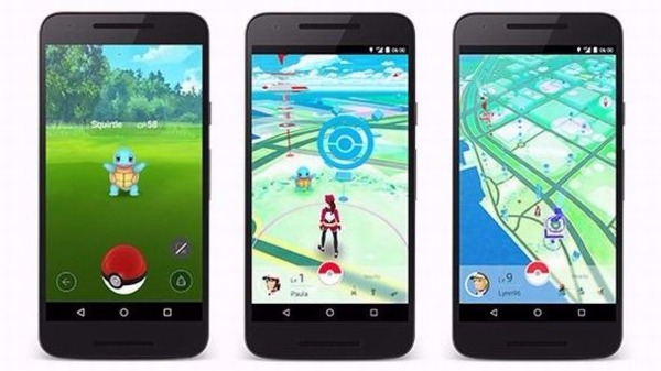 Pokemon Go大受歡迎 激勵任天堂股價再飆逾20%
