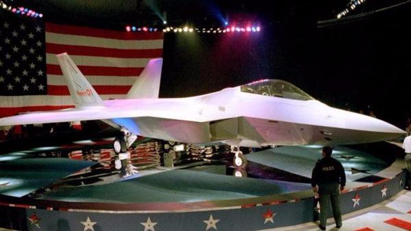 報告:美空軍第5代隱形戰機計劃 完美部署讓中國屈從!