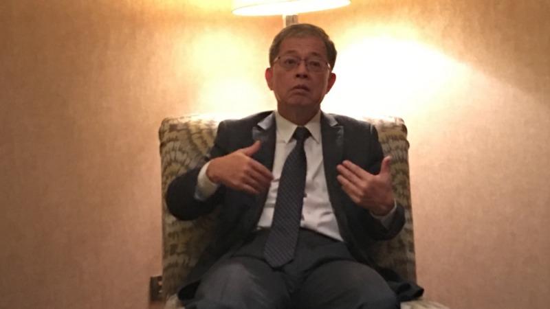 群益金鼎證券總經理趙永飛