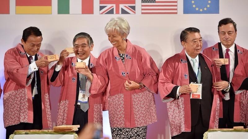 全球央行貨幣實驗前所未見(圖:AFP)