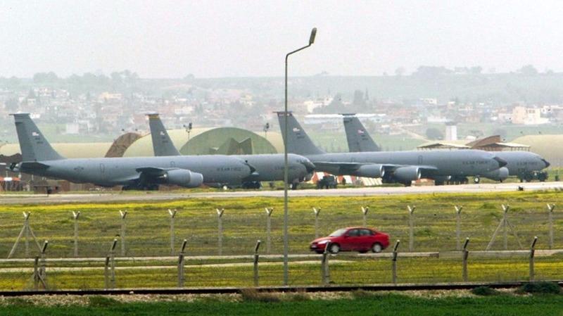 因吉爾利克空軍基地  (圖:AFP)