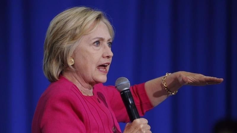 FBI又找到1.5萬多封美國民主黨總統候選人希拉蕊的電郵。 (圖:AFP)