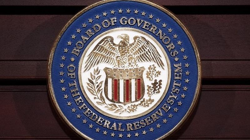 大多數Fed分行上月支持調高貼現率。(圖片來源:AFP)