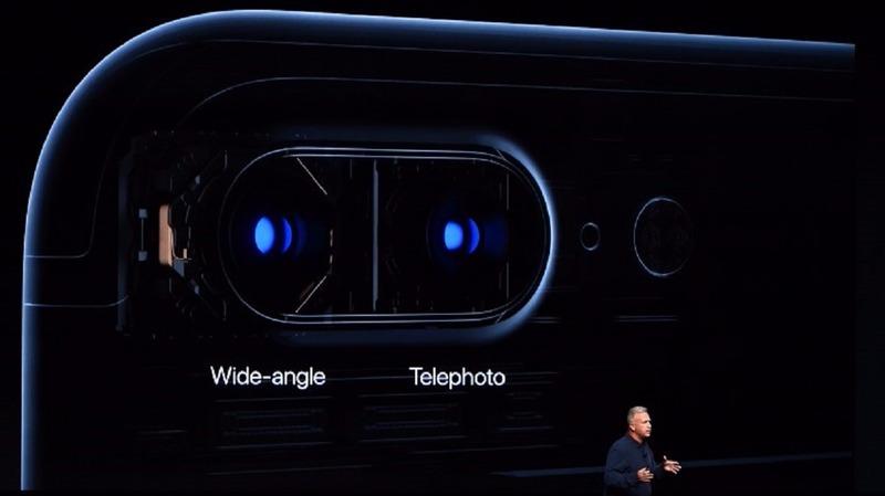 iPhone 7 Plus 搭載雙鏡頭能拍出更清晰的相片,原是為 VR 打基礎? (圖: AFP)
