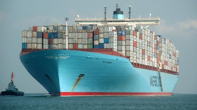7 月美國自中國進口需求銳減。(圖片來源:AFP)