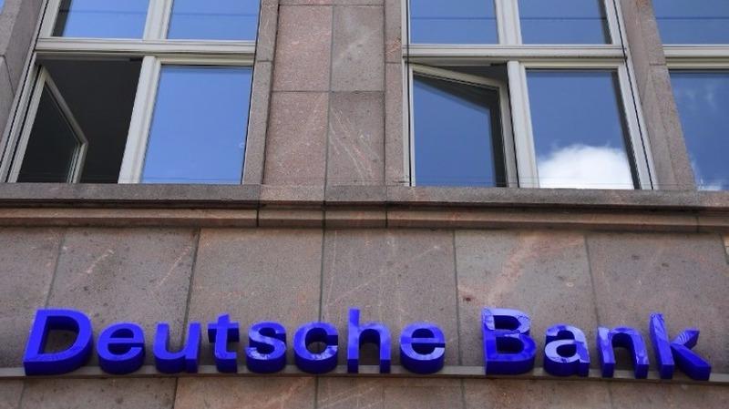 德意志銀行(圖:AFP)