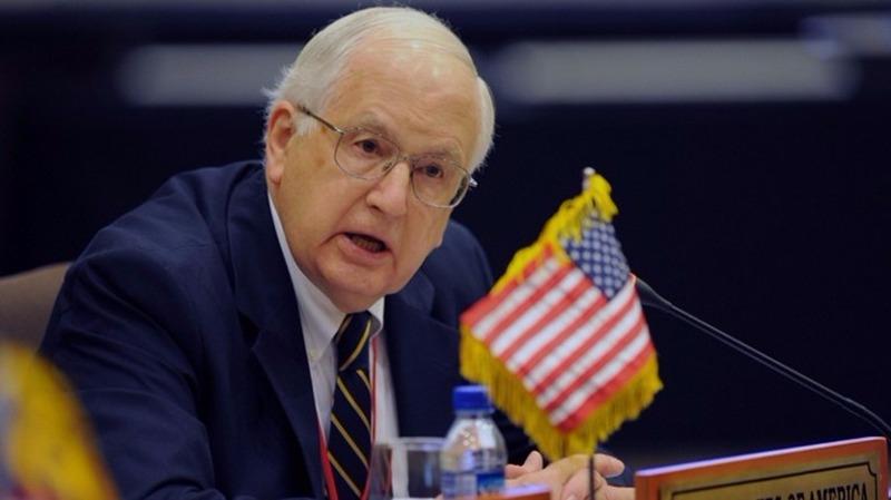 J·斯特普爾頓·羅伊說,蔡英文本人知道美國重視良好的兩岸關係,至於要怎麼做,取決於她自己。  (圖:AFP)
