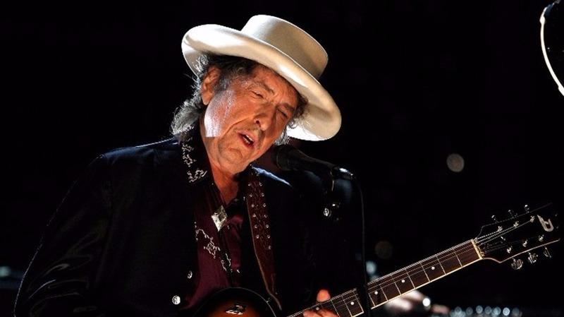 獲頒本屆諾貝爾文學獎的美國歌手布巴布狄倫(Bob Dylan)迄今失蹤近一周。  (圖:AFP)