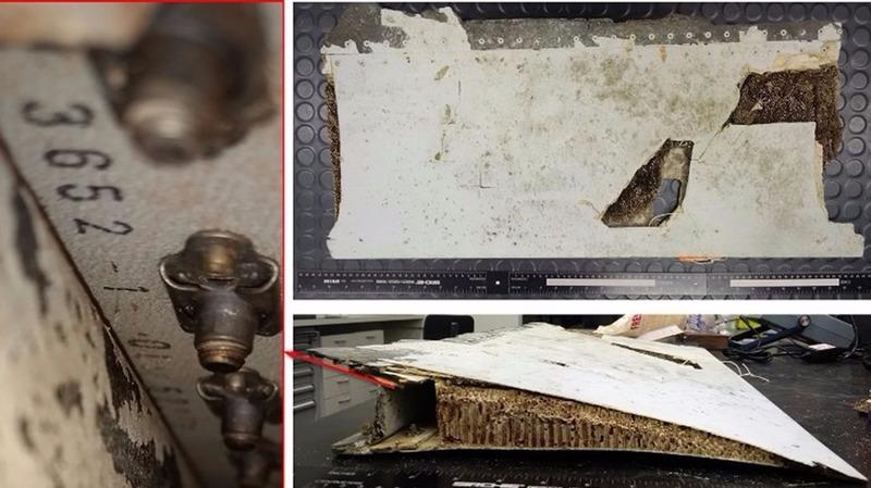 MH370客機的許多殘骸在西印度洋海岸線發現。  (圖:AFP)