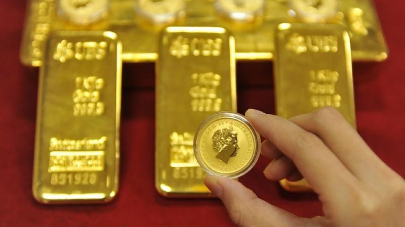 墨比爾斯看好黃金。(圖片來源:AFP)