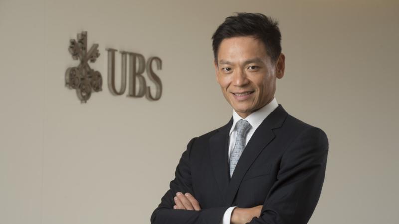 瑞士銀行台灣區財富管理董事長經理張凌雲。(圖:瑞銀提供)