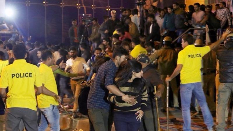印度跨年夜爆大规模性骚扰 警方要查