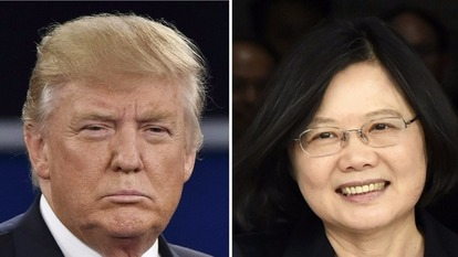 CSIS資深亞洲顧問葛來儀說,「我深信,台美雙邊皆希 望此次過境低調」,「激怒北京,沒有任何好處」。 (圖:AFP)