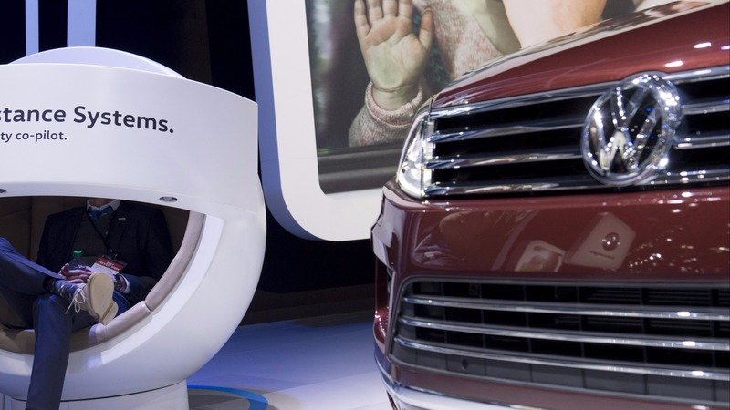 福斯集團柴油車事件善後成本遠超過先前預估。 (圖:AFP)