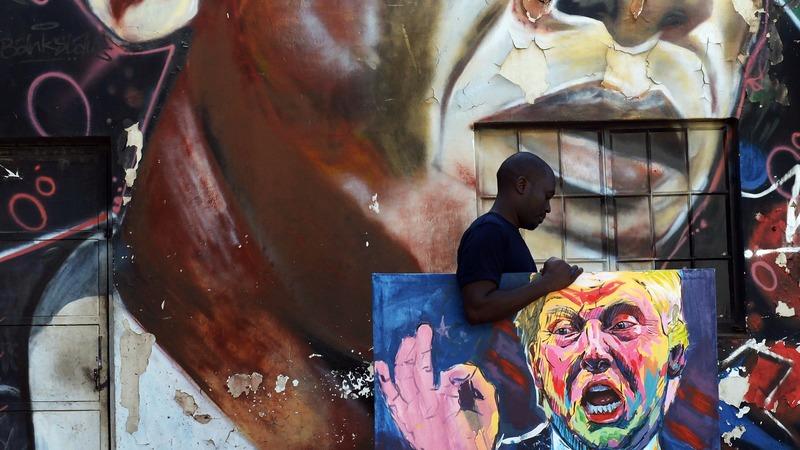 川普希望國會越快取消歐巴馬健保越好。(圖:AFP)
