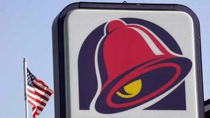 美國連鎖快餐店塔可鐘。(AFP)