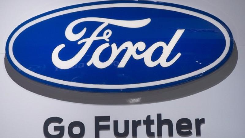 福特和通用對2017年的獲利預估截然相反。 (圖片來源:AFP)
