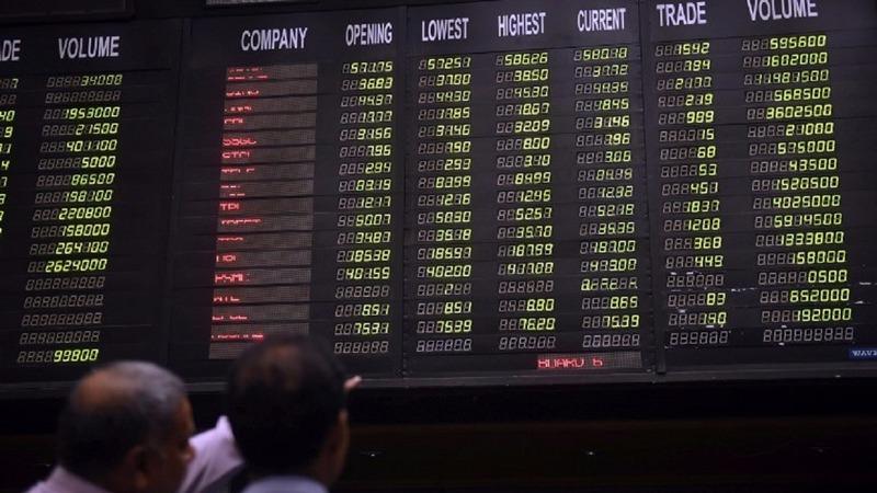 亞股今日漲跌互見,日元在新的一年裡可能將進一步下跌。(圖片來源:AFP)