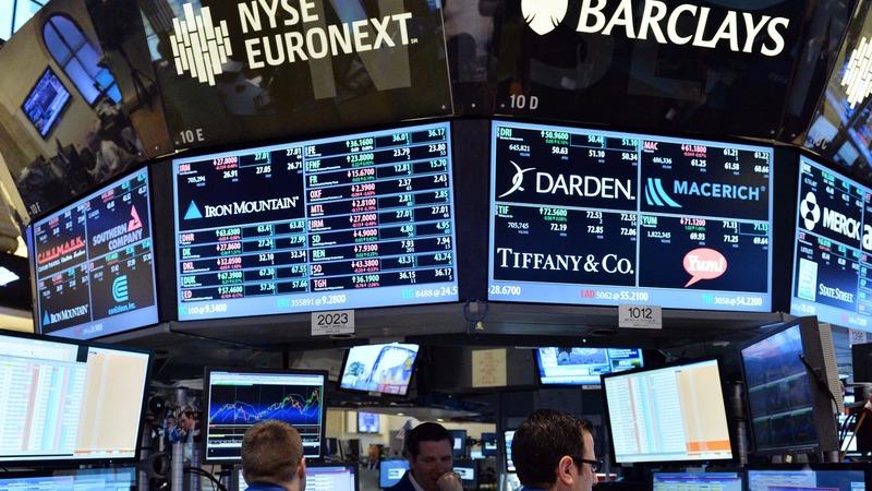 圖:AFP 美國股市盤前整理