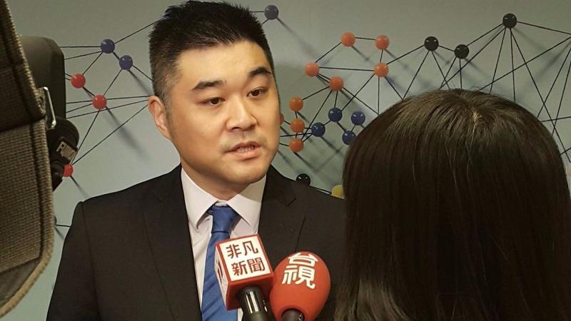 摩根亞洲首席市場策略師許長泰。(鉅亨網記者宋宜芳攝)
