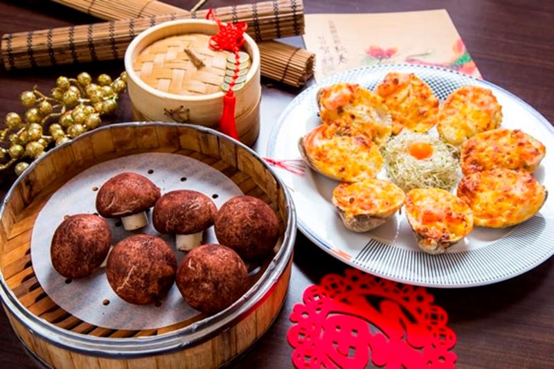 華國大飯店開運年菜組。(圖:17life提供)