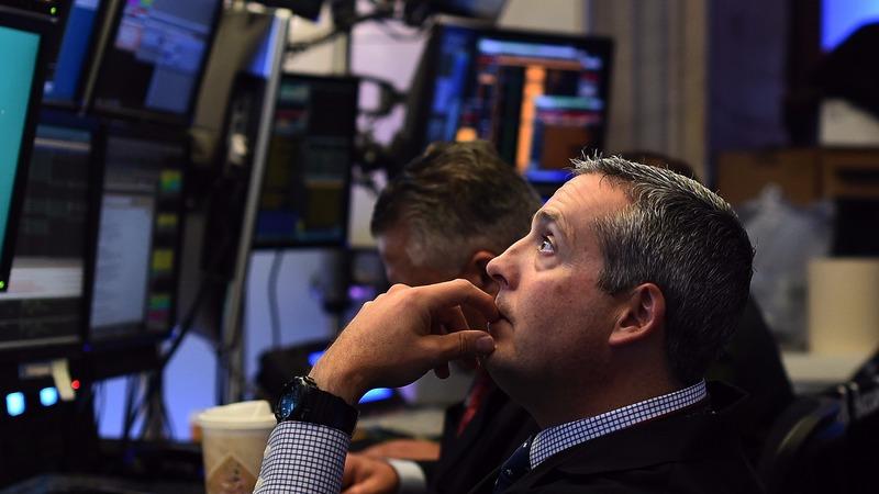 圖:AFP 13日星期五 美國股市表現優於平均水準