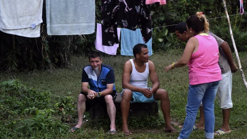 未來所有前往美國的古巴非法移民都將被遣返。 (圖:AFP)