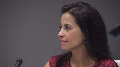 高盛高層 Dina Habib Powell 將加入川普政府。(AFP)