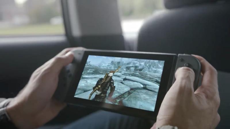 任天堂新遊戲機Switch即將正式發表,該公司股價卻下跌。