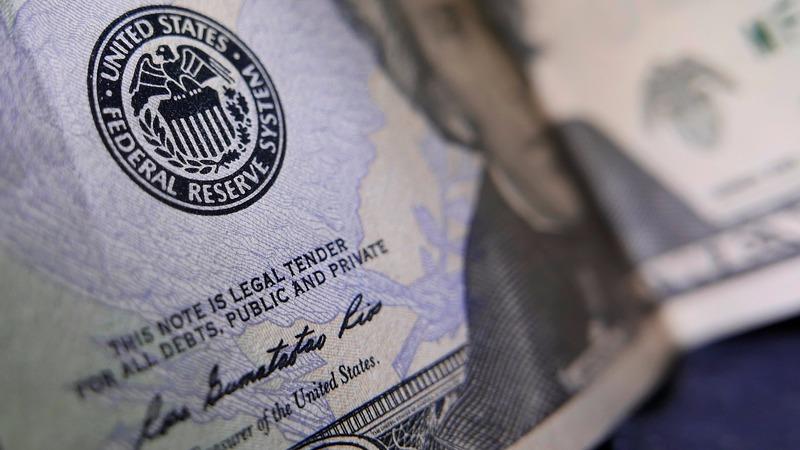 美元指數連續三個交易日下跌。(圖:AFP)
