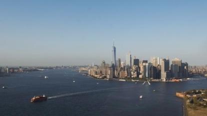 紐約市(圖:AFP)
