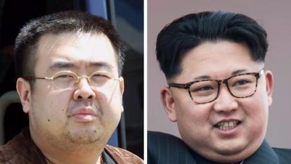 南韓官員認為,金正恩正是暗殺哥哥金正男的幕後主使。(AFP)