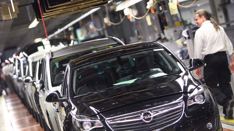 圖:AFP  費城製造業指數大幅上升