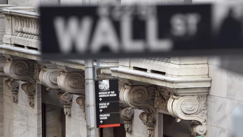 圖:AFP 美國股市週五收高 但本週則下跌