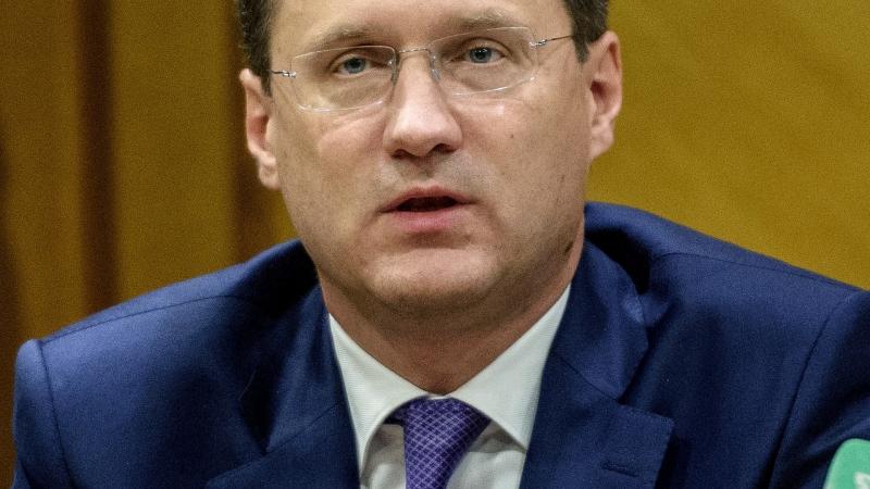 俄國能源部長Alexander Novak(圖:AFP)