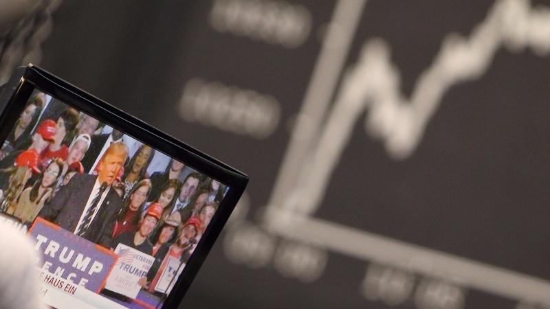 圖:AFP  歐股週五微幅收高