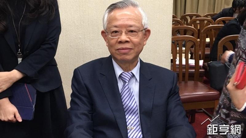 台灣央行總裁彭淮南。(鉅亨網資料照)